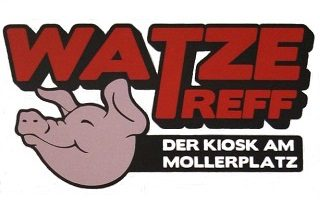 Ehemaliges Nacht-Kiosk Watzetreff – Darmstadt